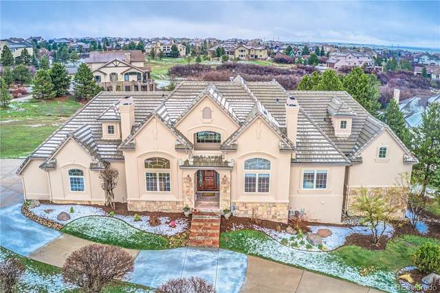 5803 Granite Way, Castle Rock, CO 80108 (#9842002) :: The Margolis Team