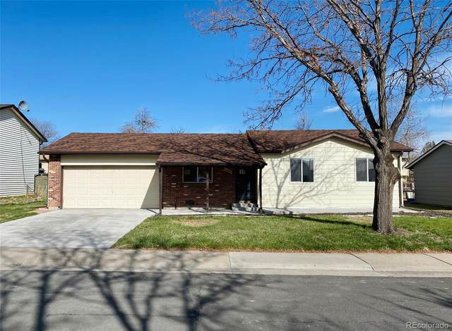 1836 S Nucla Street, Aurora, CO 80017 (#9842513) :: The Dixon Group