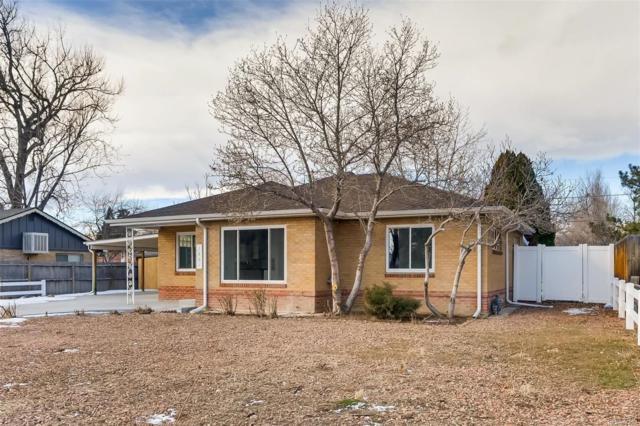 1861 Teller Street, Lakewood, CO 80214 (#9842638) :: Wisdom Real Estate