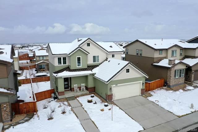14281 Mosaic Avenue, Parker, CO 80134 (MLS #9842726) :: The Sam Biller Home Team