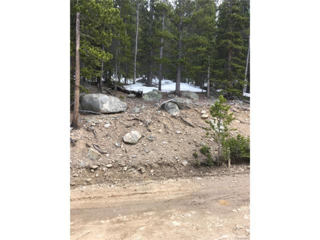LOT 79 Crest Drive, Idaho Springs, CO 80452 (MLS #9843042) :: 8z Real Estate