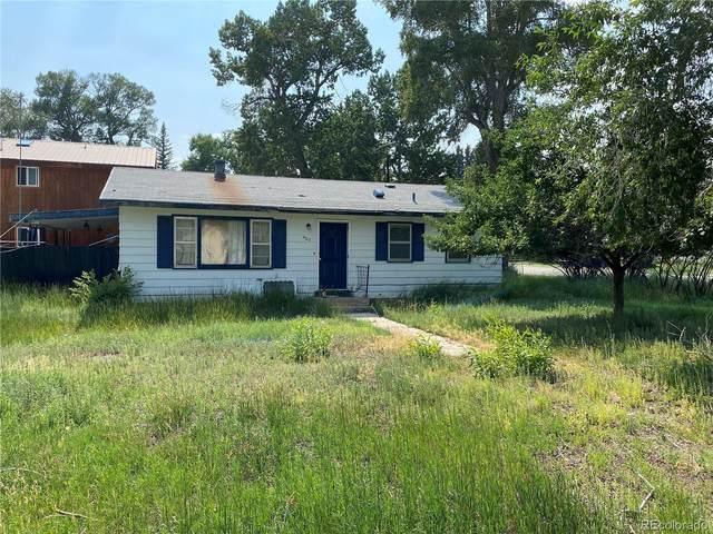 402 S San Juan Avenue, Buena Vista, CO 81211 (#9843632) :: Finch & Gable Real Estate Co.