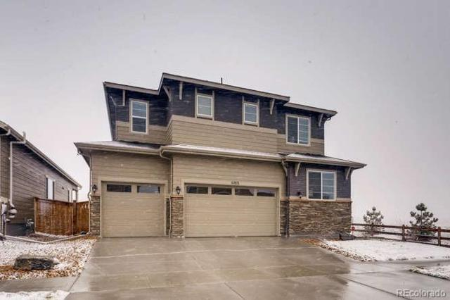 11871 Chipper Lane, Parker, CO 80134 (#9844328) :: Compass Colorado Realty