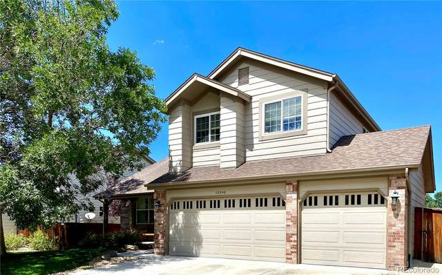 10548 Tigers Eye, Littleton, CO 80124 (#9844516) :: The Dixon Group