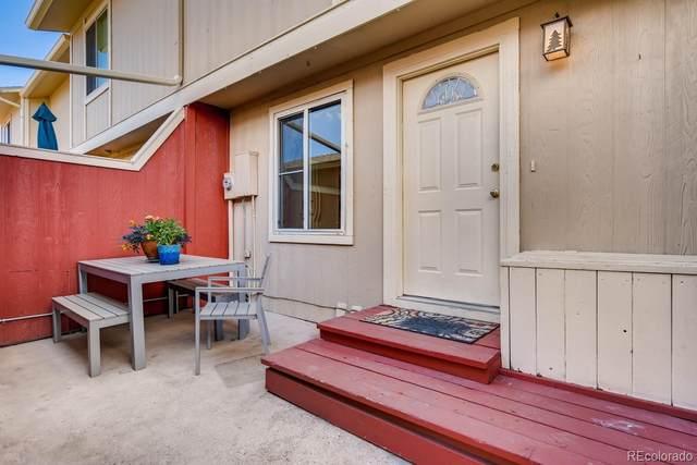 448 W Rockrimmon Boulevard E, Colorado Springs, CO 80919 (MLS #9844532) :: Find Colorado