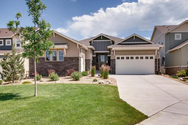 17918 W 86th Avenue, Arvada, CO 80007 (#9844922) :: Structure CO Group