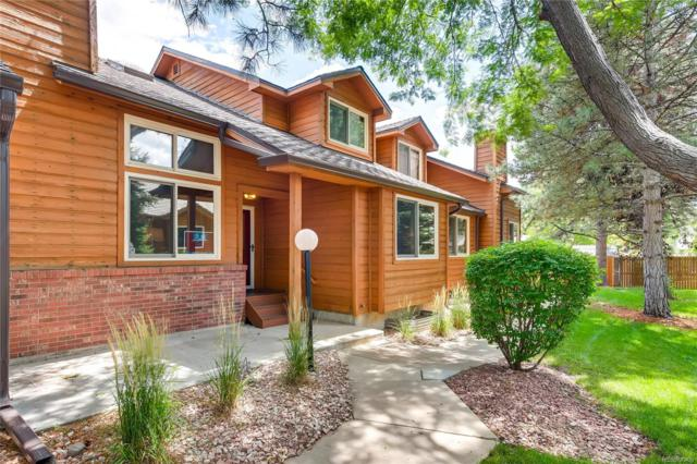11780 W 66th Place B, Arvada, CO 80004 (#9844988) :: The Healey Group