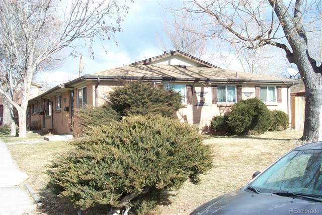 10271 W 59th Avenue, Arvada, CO 80004 (MLS #9845090) :: Bliss Realty Group