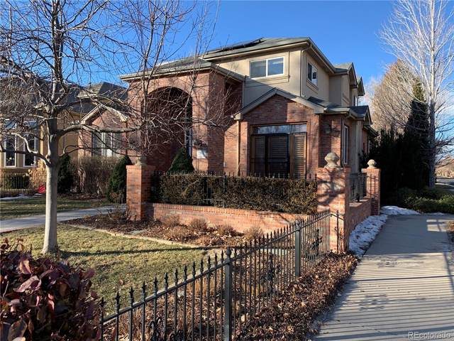 2401 S Cook Street, Denver, CO 80210 (#9845206) :: The HomeSmiths Team - Keller Williams