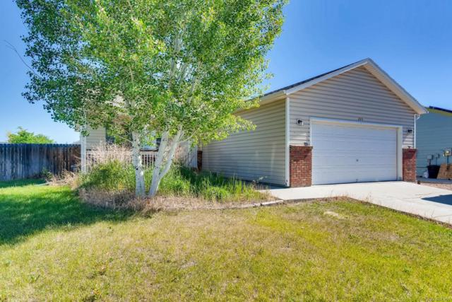 2515 Marina Street, Evans, CO 80620 (MLS #9845237) :: Keller Williams Realty