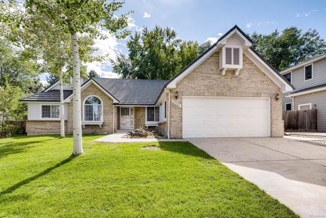 6064 W Adriatic Place, Lakewood, CO 80227 (#9845427) :: The DeGrood Team