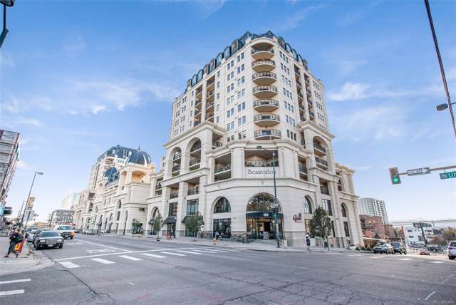 975 N Lincoln Street 7H, Denver, CO 80203 (MLS #9845594) :: 8z Real Estate