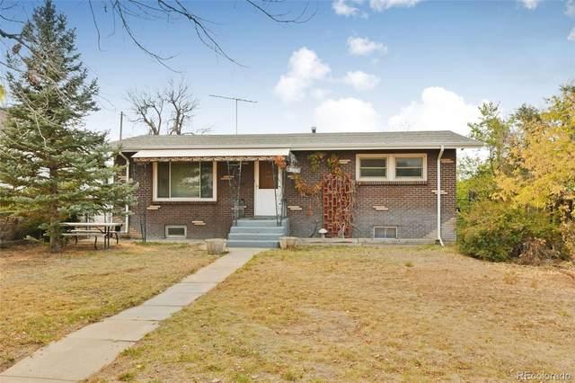 437 S 5th Avenue, Brighton, CO 80601 (MLS #9845607) :: Kittle Real Estate