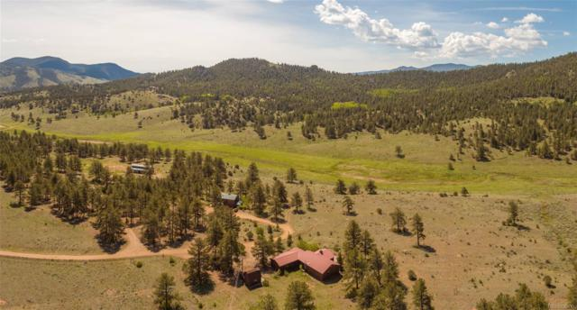 3398 County Road 271, Westcliffe, CO 81252 (#9845757) :: The Healey Group