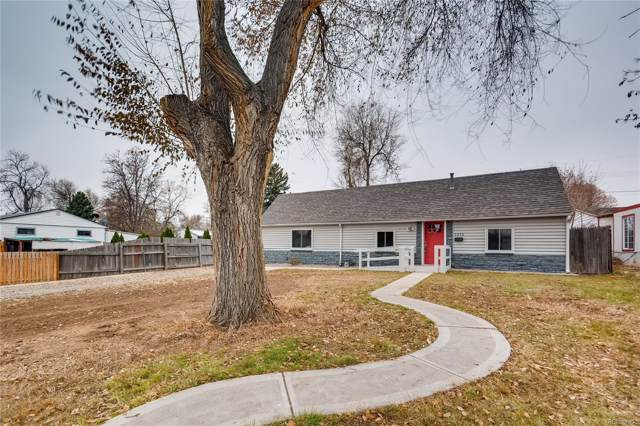 1213 S Perry Street, Denver, CO 80219 (#9846070) :: The Heyl Group at Keller Williams