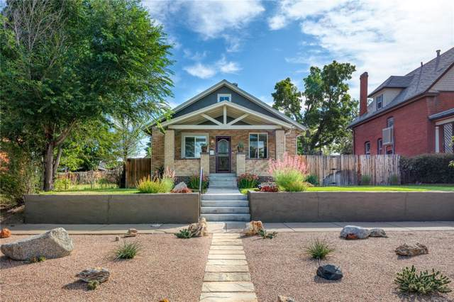 2942 N Columbine Street, Denver, CO 80205 (#9846137) :: Wisdom Real Estate
