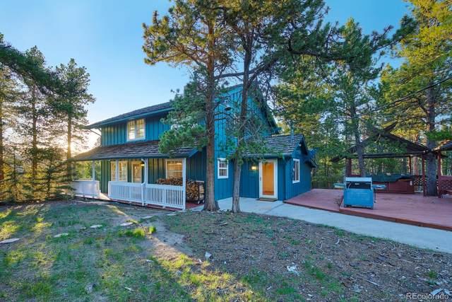 344 Old Hughesville Road, Black Hawk, CO 80422 (#9846143) :: Berkshire Hathaway HomeServices Innovative Real Estate