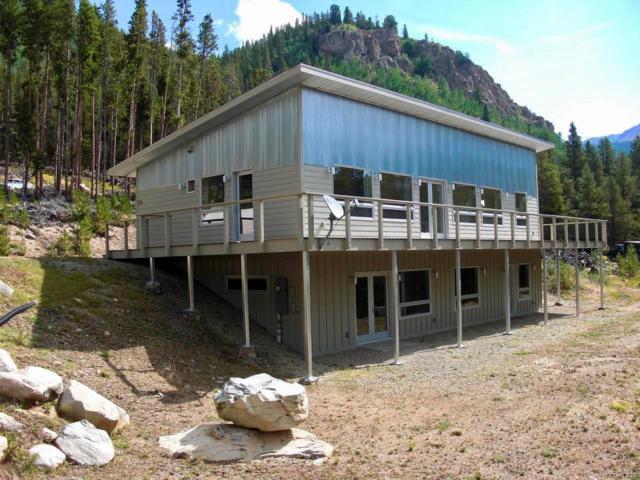 356 & 350 Buckeye Creek Road, Leadville, CO 80461 (#9846196) :: The Griffith Home Team