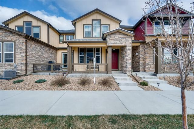14354 W 88th Drive B, Arvada, CO 80005 (#9846308) :: Compass Colorado Realty