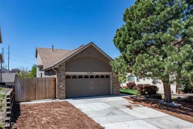 21582 Omaha Avenue, Parker, CO 80138 (#9846376) :: Colorado Home Finder Realty