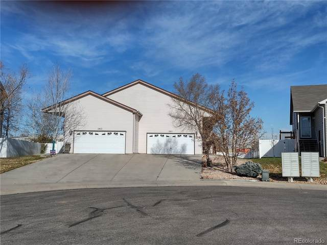 2801 W E Street, Greeley, CO 80631 (MLS #9846647) :: Keller Williams Realty