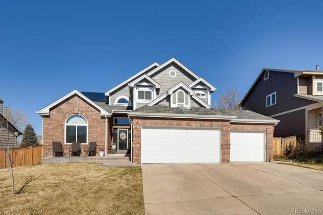 2363 Wigan Court, Highlands Ranch, CO 80126 (#9847055) :: The Gilbert Group