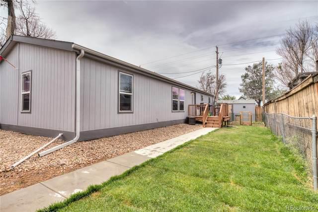357 2nd Avenue, Deer Trail, CO 80105 (MLS #9847070) :: 8z Real Estate