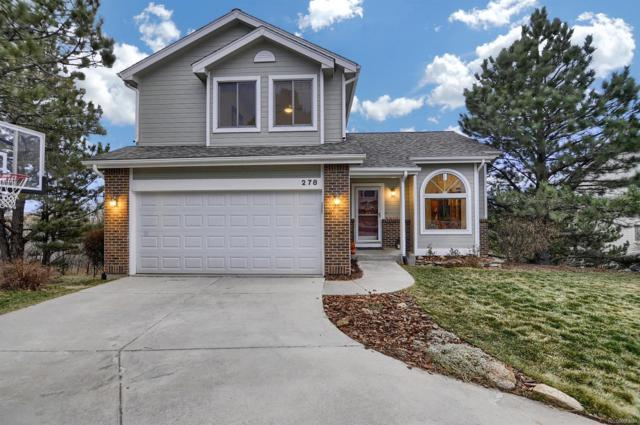 278 Candletree Circle, Monument, CO 80132 (#9847153) :: Sellstate Realty Pros