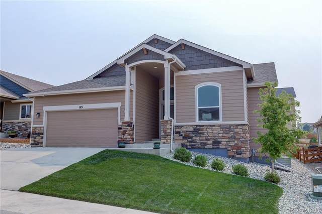 815 Tailings Drive, Monument, CO 80132 (MLS #9847266) :: Neuhaus Real Estate, Inc.