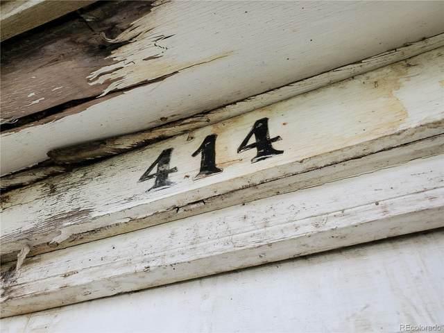 414 W 2nd Street, Julesburg, CO 80737 (MLS #9847694) :: Find Colorado