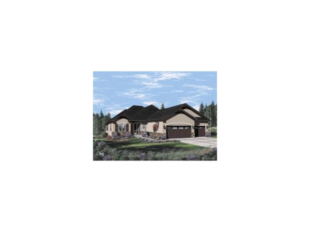 5736 Country Club Drive, Larkspur, CO 80118 (MLS #9847903) :: 8z Real Estate