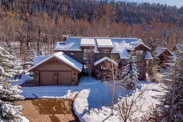 3153 Aspen Wood Lane, Steamboat Springs, CO 80487 (#9848041) :: RazrGroup