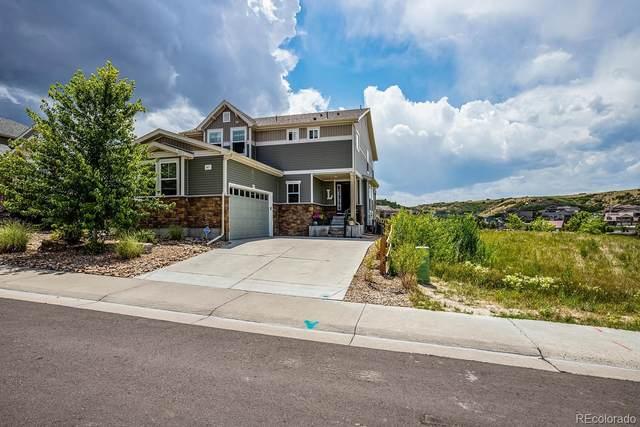 3871 Starry Night Loop, Castle Rock, CO 80109 (MLS #9848398) :: 8z Real Estate