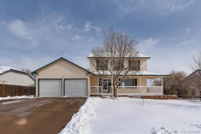 230 S Dickson Street, Keenesburg, CO 80643 (#9848652) :: The DeGrood Team