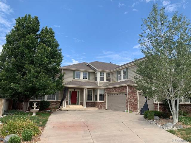 17835 E Cloudberry Drive, Parker, CO 80134 (MLS #9848667) :: Bliss Realty Group