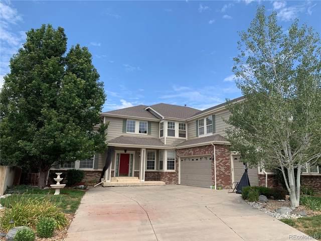 17835 E Cloudberry Drive, Parker, CO 80134 (MLS #9848667) :: Neuhaus Real Estate, Inc.