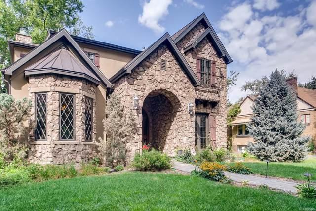 1443 S Vine Street, Denver, CO 80210 (#9848712) :: The Peak Properties Group