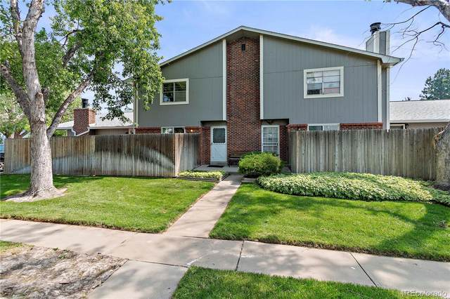24 Nome Way B, Aurora, CO 80012 (#9848989) :: Chateaux Realty Group