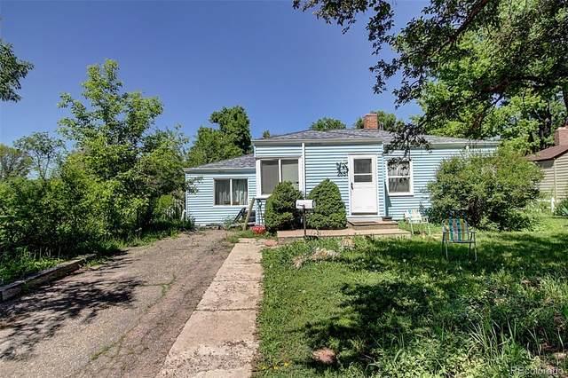2651 Lamar Street, Wheat Ridge, CO 80214 (#9849160) :: My Home Team