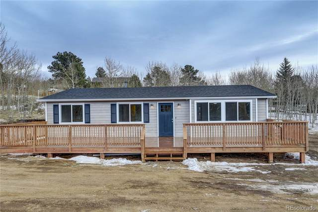 131 Gold Flake, Bailey, CO 80421 (#9849253) :: The Harling Team @ Homesmart