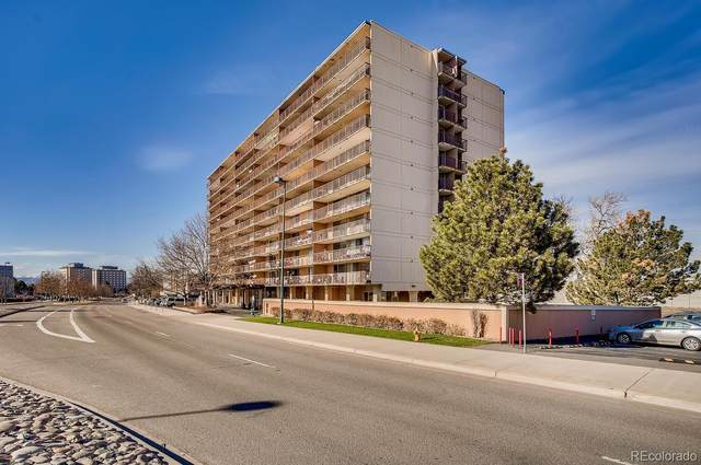 2225 Buchtel Boulevard #505, Denver, CO 80210 (#9849322) :: iHomes Colorado