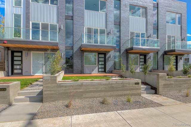 1608 Irving Street #2, Denver, CO 80204 (#9849346) :: Mile High Luxury Real Estate