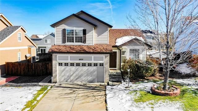 18727 E Berry Place, Aurora, CO 80015 (MLS #9849419) :: The Sam Biller Home Team
