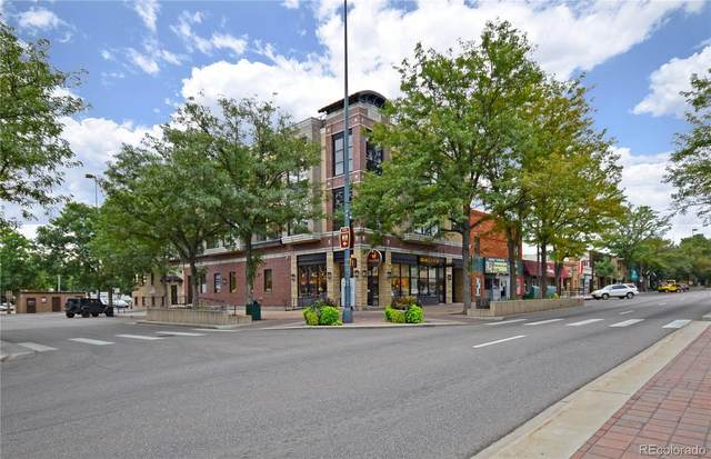 200 S College Avenue #201, Fort Collins, CO 80524 (MLS #9849821) :: Re/Max Alliance
