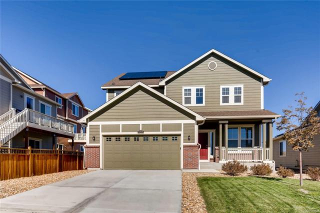 15255 Grasslands Drive, Parker, CO 80134 (#9849917) :: Colorado Team Real Estate