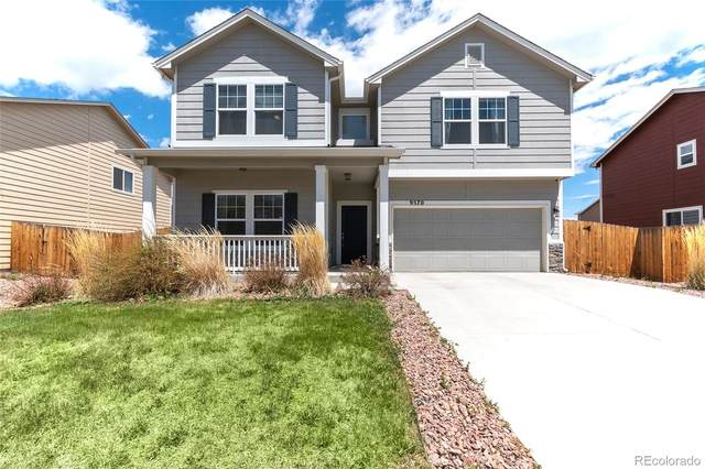 9570 Ghost Flower Lane, Colorado Springs, CO 80925 (#9849929) :: The Griffith Home Team