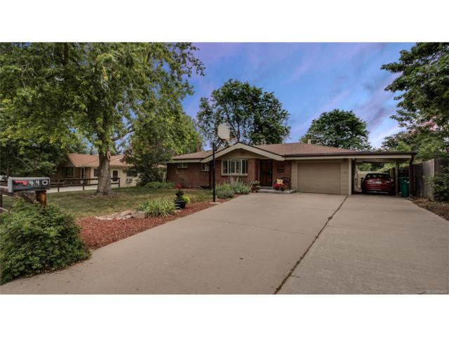 440 S Queen Street, Lakewood, CO 80226 (MLS #9850070) :: 8z Real Estate