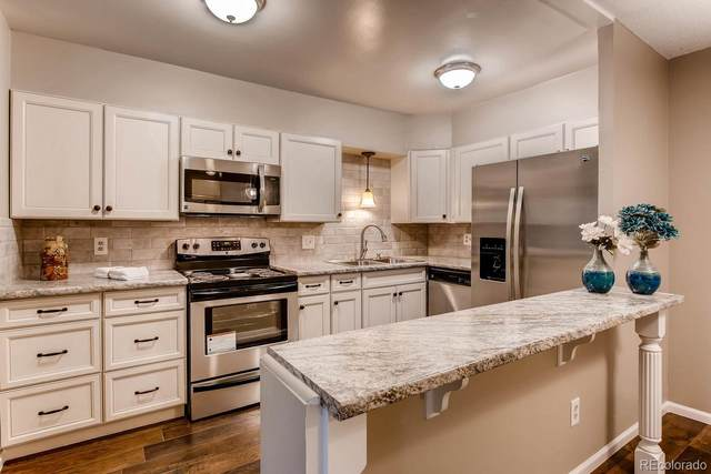13618 E Bethany Place #303, Aurora, CO 80014 (#9850099) :: The Colorado Foothills Team | Berkshire Hathaway Elevated Living Real Estate