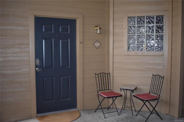 1661 W Canal Circle #324, Littleton, CO 80120 (MLS #9850369) :: 8z Real Estate