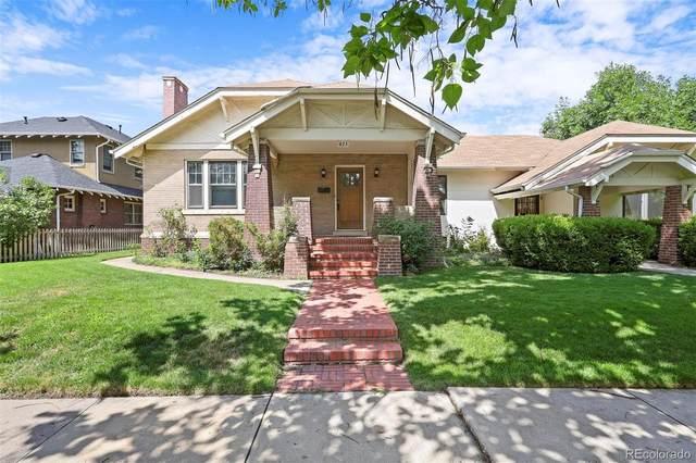 475 N Lafayette Street, Denver, CO 80218 (#9850432) :: Mile High Luxury Real Estate